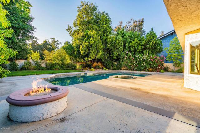 311 Fox Hills Drive, Thousand Oaks, CA 91361 (#219008685) :: Paris and Connor MacIvor