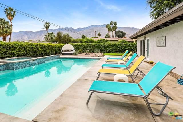 2061 E Paseo Gracia, Palm Springs, CA 92262 (#19489436PS) :: Randy Plaice and Associates