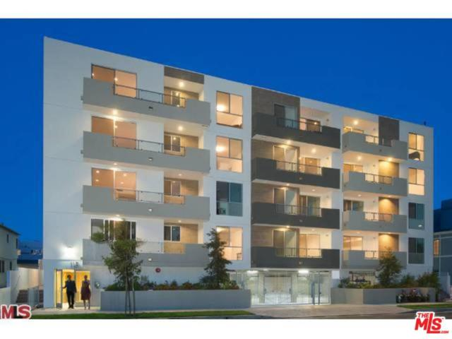 118 N Kings Road #305, Los Angeles (City), CA 90048 (#19477488) :: The Agency