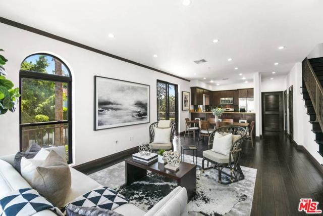 500 N Orlando Avenue #103, West Hollywood, CA 90048 (#19490470) :: The Agency