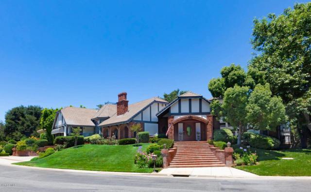 4445 Golf Course Drive, Westlake Village, CA 91362 (#219009284) :: Paris and Connor MacIvor