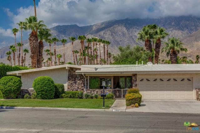 2219 S Madrona Drive, Palm Springs, CA 92264 (#19493440PS) :: The Pratt Group