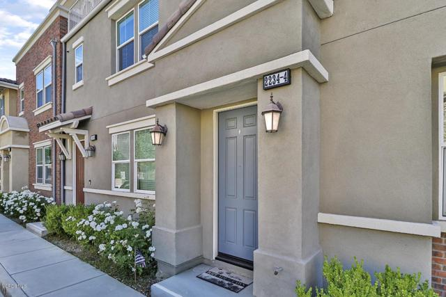 2234 Rolling River Lane #4, Simi Valley, CA 93063 (#219009804) :: TruLine Realty