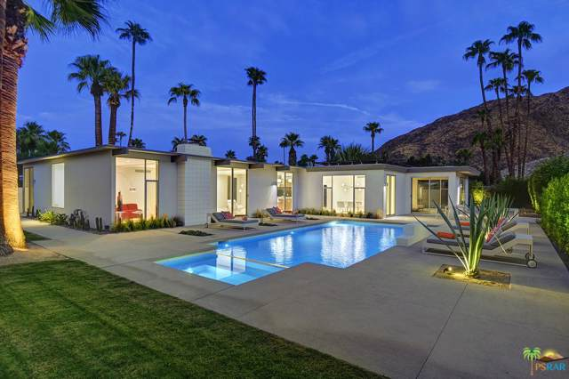 953 N Rose Avenue, Palm Springs, CA 92262 (#19497230PS) :: DSCVR Properties - Keller Williams