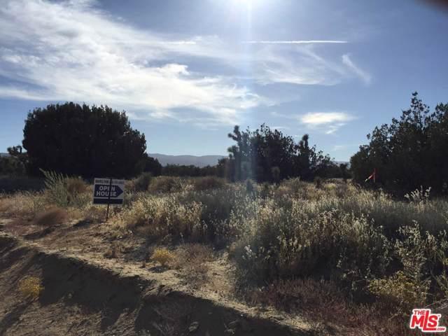 190 Vac/Cor 190 Stw Drt /Ave Trails, Fairmont, CA 93536 (#19498728) :: TruLine Realty