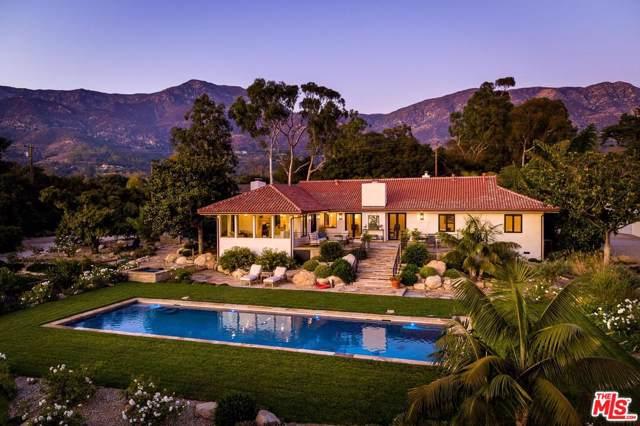 2255 Featherhill Road, Santa Barbara, CA 93108 (#19499394) :: Lydia Gable Realty Group