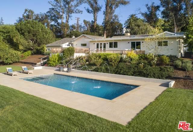 575 Barker Pass Road, Santa Barbara, CA 93108 (#19500884) :: Lydia Gable Realty Group