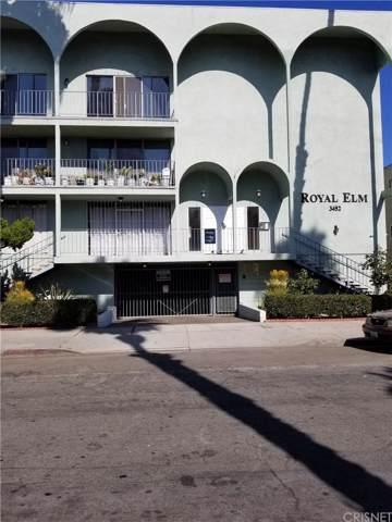 3452 Elm Avenue #203, Long Beach, CA 90807 (#SR19211208) :: The Fineman Suarez Team