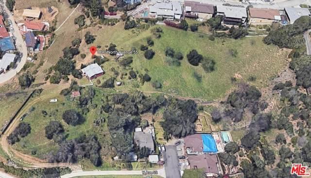 N Hills North Of York Blvd, Los Angeles, CA 90042 (MLS #19-508178) :: Hacienda Agency Inc