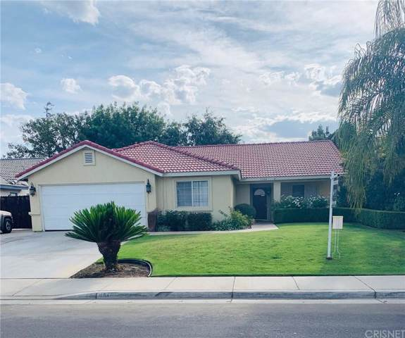 1104 Woodmont Drive, Bakersfield, CA 93312 (#SR19216885) :: The Parsons Team