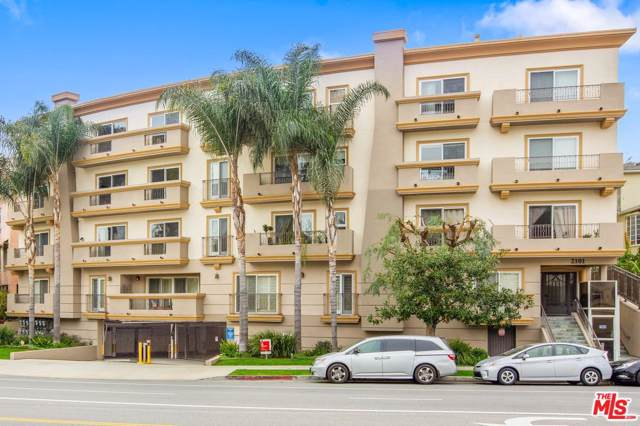 2101 S Beverly Glen #304, Los Angeles (City), CA 90025 (#19510308) :: The Fineman Suarez Team