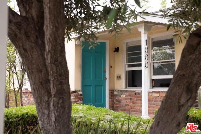 1000 Harding Avenue, Venice, CA 90291 (#19510230) :: The Fineman Suarez Team
