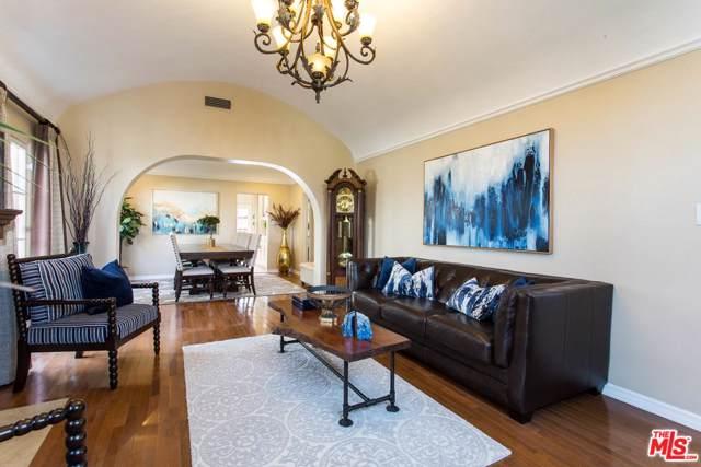 426 S La Peer Drive, Beverly Hills, CA 90211 (#19510602) :: The Agency