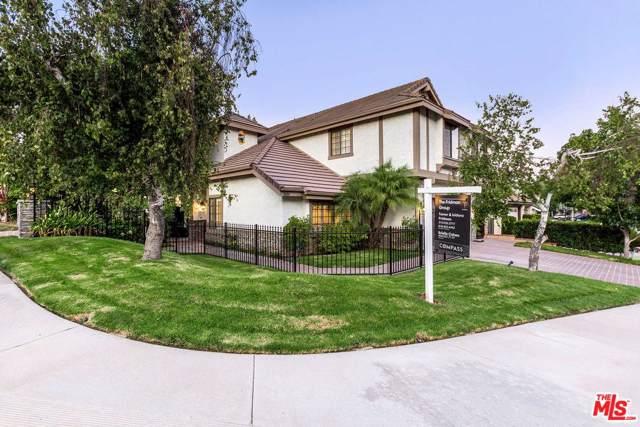 5638 Walnut Ridge Drive, Agoura Hills, CA 91301 (#19506860) :: Lydia Gable Realty Group