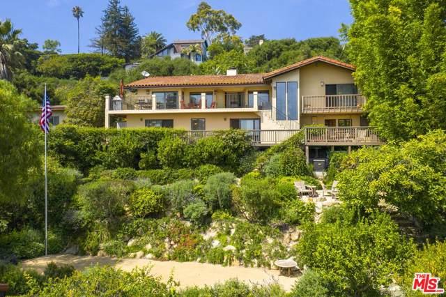 665 Las Alturas Road, Santa Barbara, CA 93103 (#19509330) :: Lydia Gable Realty Group