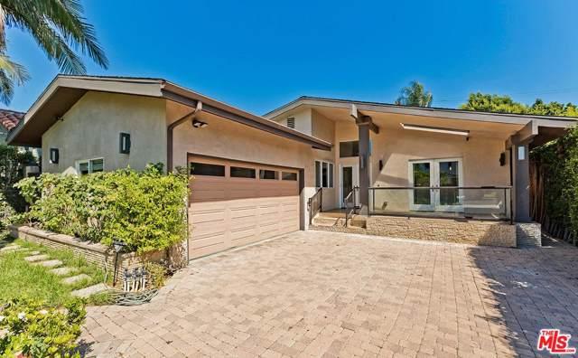 336 N Sweetzer Avenue, Los Angeles (City), CA 90048 (#19510902) :: The Agency