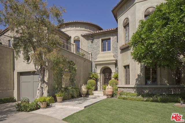13969 Aubrey Road, Beverly Hills, CA 90210 (#19510638) :: The Agency