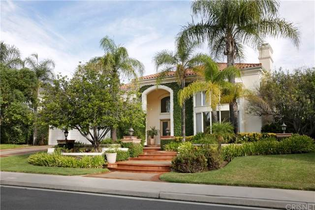 25935 Wellington Court, Calabasas, CA 91302 (#SR19221176) :: Golden Palm Properties