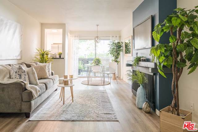 13109 Summertime Lane #109, Culver City, CA 90230 (#19511740) :: Golden Palm Properties