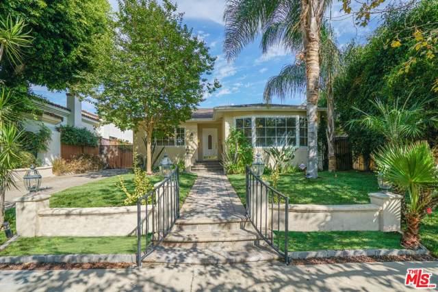 136 S Vista Street, Los Angeles (City), CA 90036 (#19511986) :: The Agency