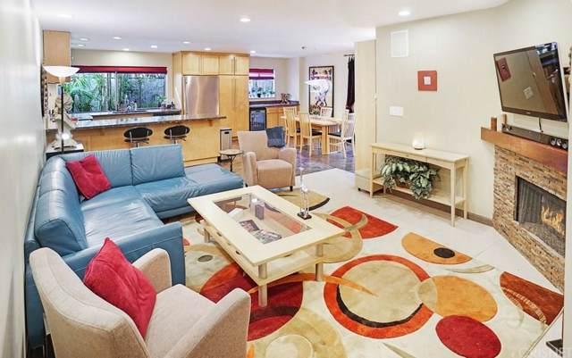2260 N Cahuenga Boulevard #107, Hollywood Hills, CA 90068 (#SR19222742) :: The Agency