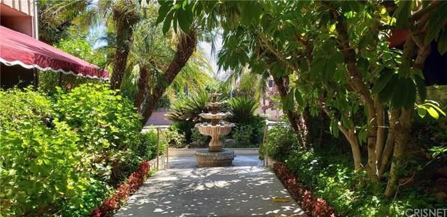 5255 White Oak Avenue #1, Encino, CA 91316 (#SR19221923) :: Randy Plaice and Associates