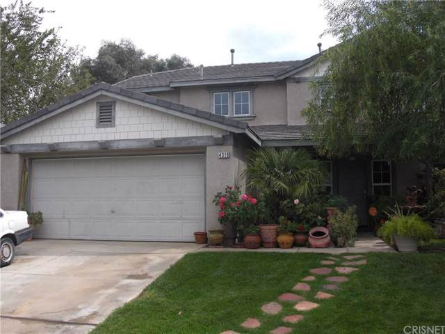 4318 Elena Place, Quartz Hill, CA 93536 (#SR19223228) :: The Agency