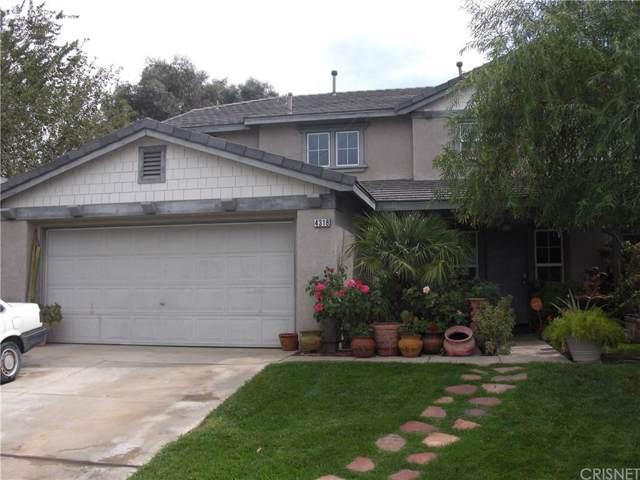 4318 Elena Place, Quartz Hill, CA 93536 (#SR19223228) :: The Fineman Suarez Team