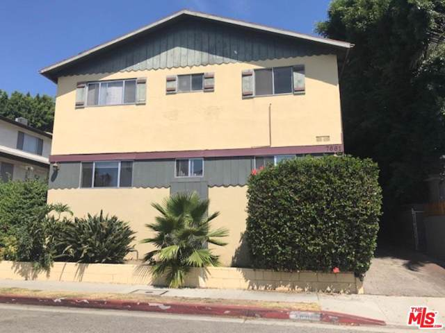 7661 Fountain Ave, Los Angeles, CA 90046 (MLS #19-514738) :: The Jelmberg Team