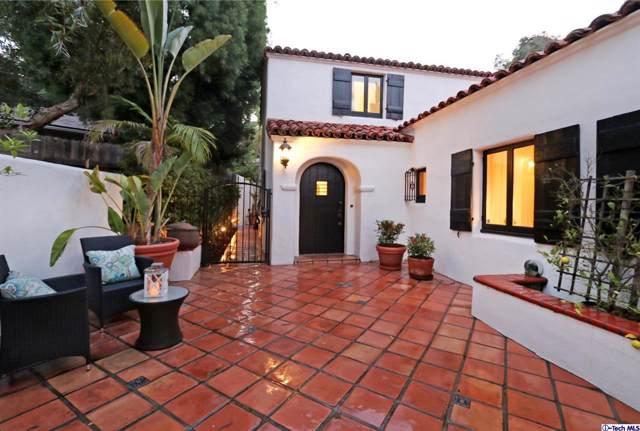 205 Linda Vista Avenue, Pasadena, CA 91105 (#319003875) :: The Parsons Team