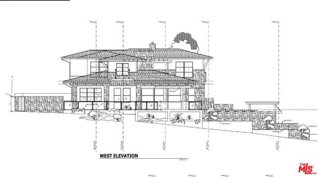 16879 Mooncrest Drive, Encino, CA 91436 (#19-515492) :: Randy Plaice and Associates