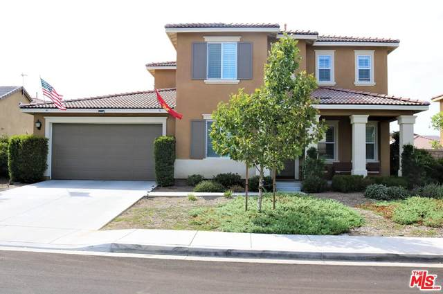 35153 Painted Rock St, Winchester, CA 92596 (#19-513146) :: Randy Plaice and Associates