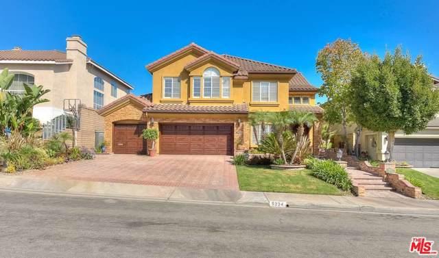 5234 S Chariton Avenue, Los Angeles (City), CA 90056 (#19515770) :: Pacific Playa Realty