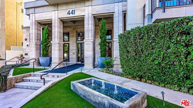 441 S Barrington Avenue #407, Los Angeles (City), CA 90049 (#19517484) :: Lydia Gable Realty Group