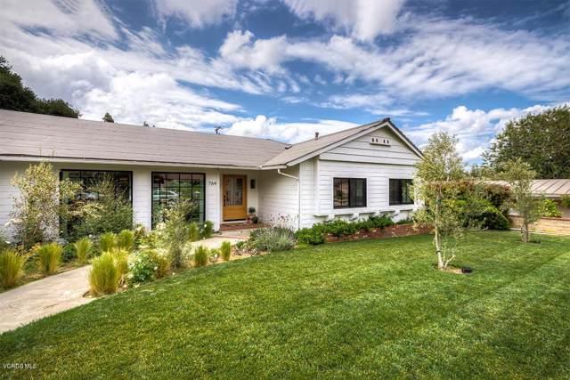 764 Camino Manzanas, Thousand Oaks, CA 91360 (#219012327) :: Lydia Gable Realty Group