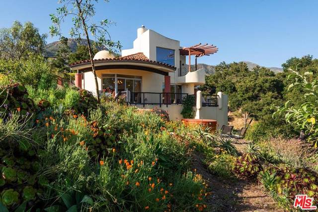 931 Coyote Rd, Santa Barbara, CA 93108 (MLS #19-518702) :: The John Jay Group - Bennion Deville Homes