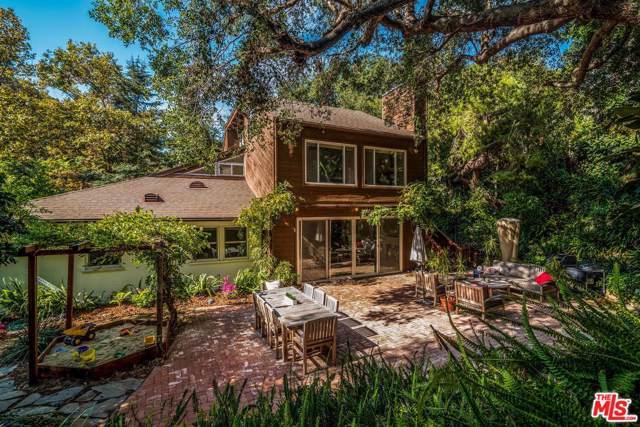 10390 Caribou Lane, Los Angeles (City), CA 90077 (#19518456) :: Golden Palm Properties