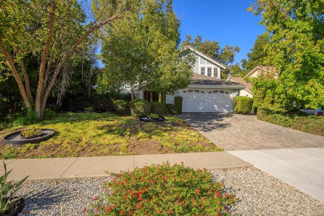 815 Triunfo Canyon Road, Westlake Village, CA 91361 (#219012673) :: The Agency