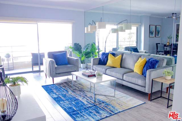 1131 Alta Loma Road #404, West Hollywood, CA 90069 (#19521130) :: Golden Palm Properties