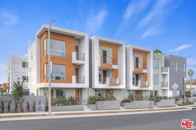 4490 Lincoln Avenue #5, Eagle Rock, CA 90041 (MLS #19535180) :: The Jelmberg Team