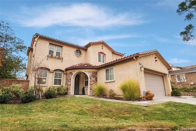 28033 Eddie Lane, Saugus, CA 91350 (#SR19277248) :: The Parsons Team