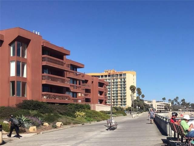 350 Paseo De Playa #206, Ventura, CA 93001 (#SR19278141) :: Randy Plaice and Associates