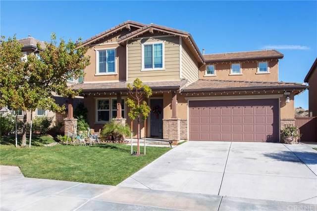 29101 N West Hills Drive, Valencia, CA 91354 (#SR19278091) :: Randy Plaice and Associates