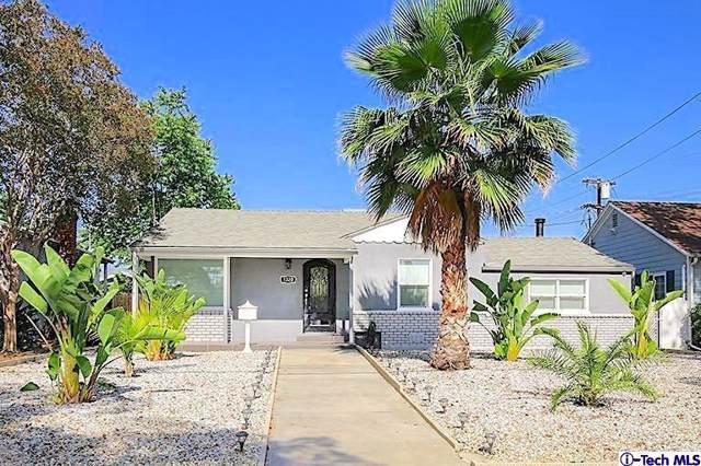 1320 N Catalina Street, Burbank, CA 91505 (#320000421) :: The Suarez Team