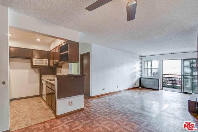 1118 Valencia St #114, Los Angeles, CA 90015 (MLS #20-562966) :: Hacienda Agency Inc