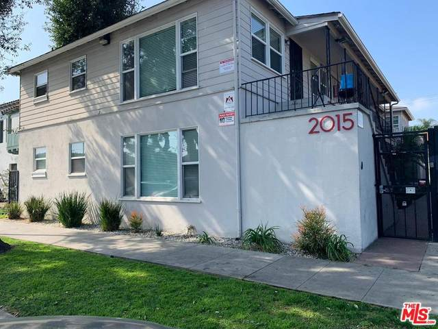 2009 Pine Ave, Long Beach, CA 90806 (#20-563672) :: Randy Plaice and Associates
