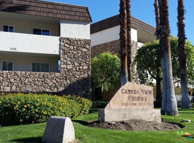 2393 S Skyview Drive #22, Palm Springs, CA 92264 (#16183846PS) :: The Fineman Suarez Team