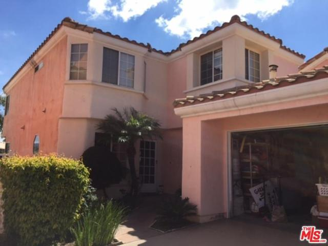 25830 Browning Place, Stevenson Ranch, CA 91381 (#17218642) :: TruLine Realty