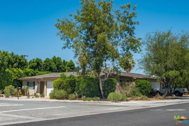 515 S Calle Amigos, Palm Springs, CA 92264 (#17221342PS) :: TruLine Realty