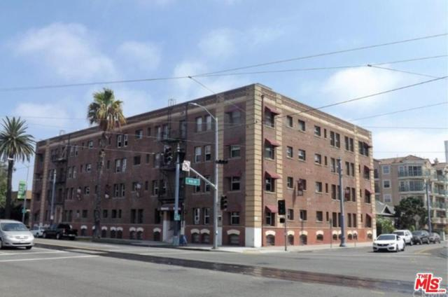 800 Pacific Avenue #205, Long Beach, CA 90813 (#17229284) :: TruLine Realty